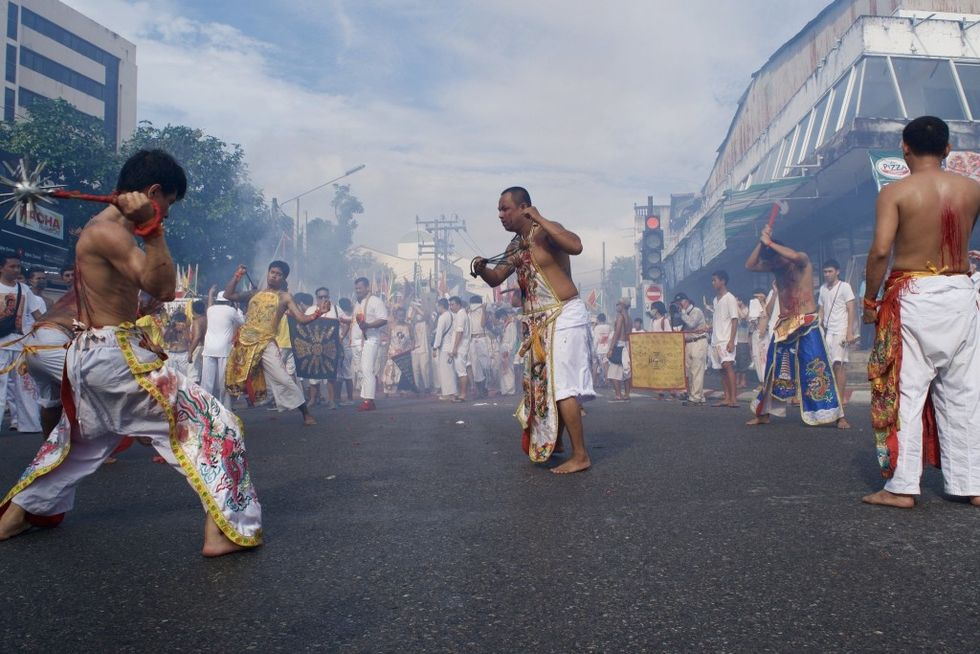 World's Most Bizarre Festivals