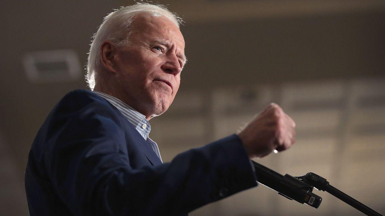 Joe Biden says 'AOC is smart as hell,' praises energy of her fellow progressives