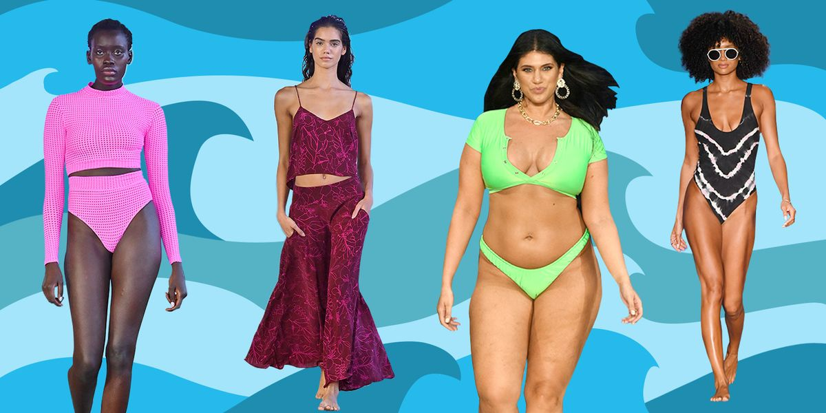 The Nine Hottest Swimwear Collections From Miami Swim Week