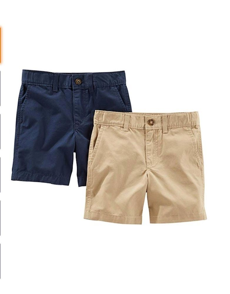 Simple Joys by Carters Toddler Boys 2-Pack Pull On Denim Pant