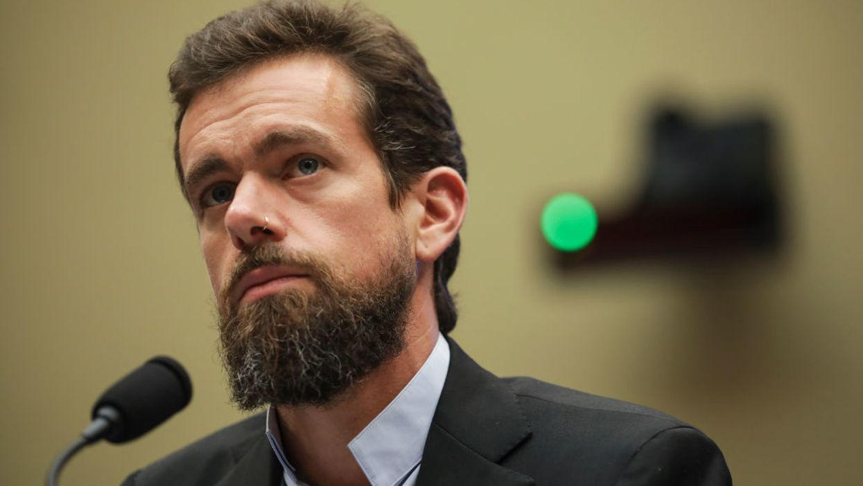 Twitter CEO Jack Dorsey donates legal maximum to single Democratic presidential candidate