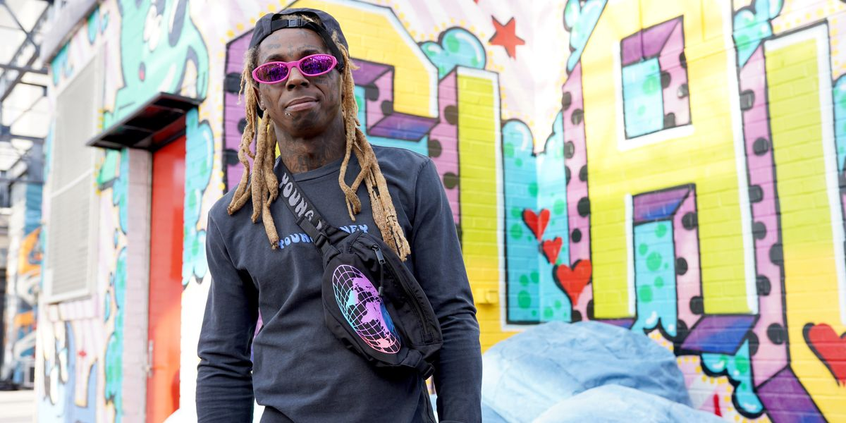 Lil Wayne Talks Us Through His New Clothing Line