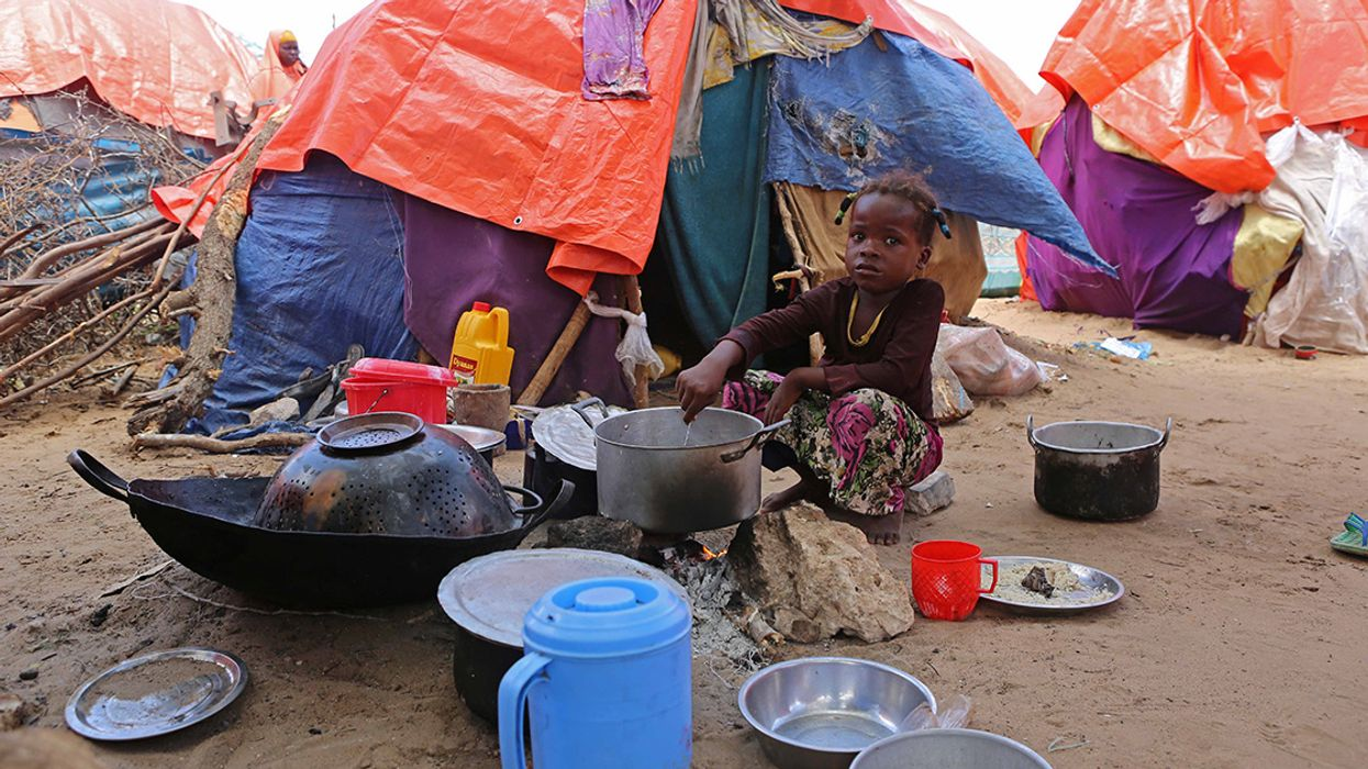 Climate Crisis Contributes to a Rise in World Hunger, UN Report Says