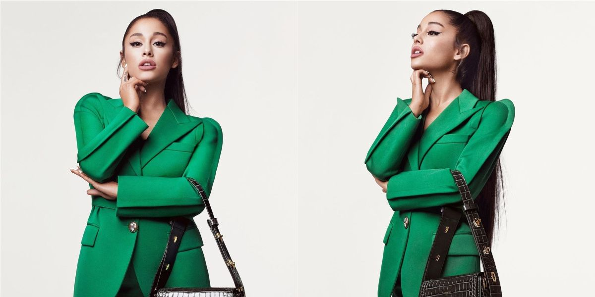 Ariana Grande's Campaign For Givenchy Is Here, And It's Glorious