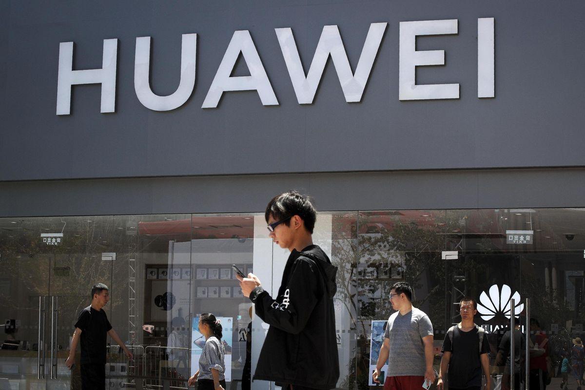 Huawei punta 3 miliardi sul Paese