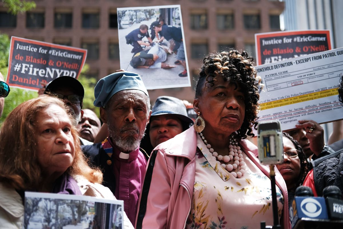 The Justice Department Won't Charge Eric Garner's Arresting Officer