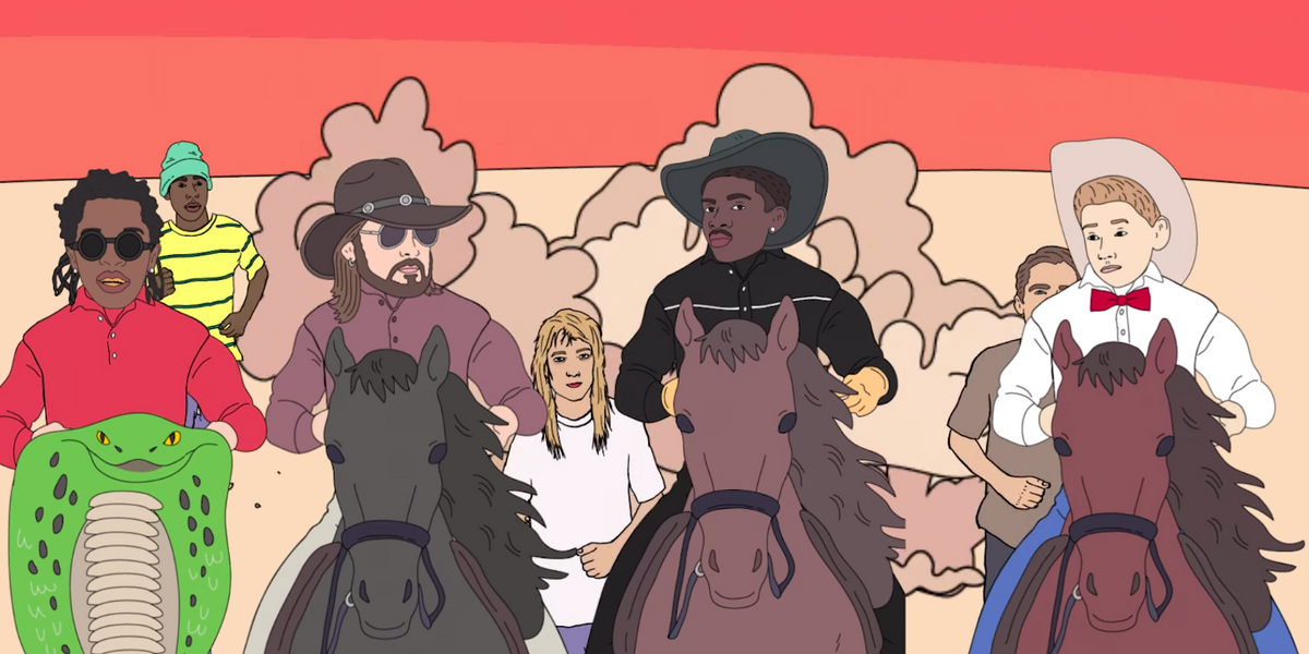 "Lil Nas X Storms Area 51 For Latest ""Old Town Road"" Music Video"