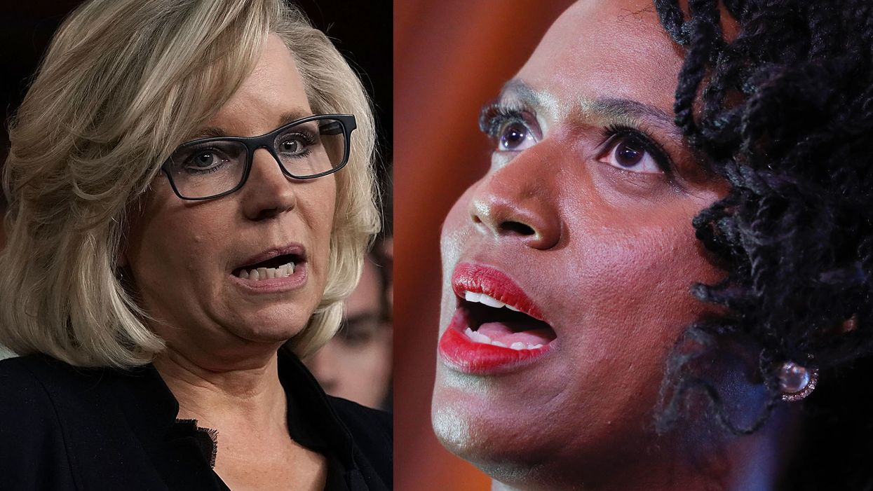 Liz Cheney torches Ayanna Pressley for these 'racist' comments at a left-wing conference