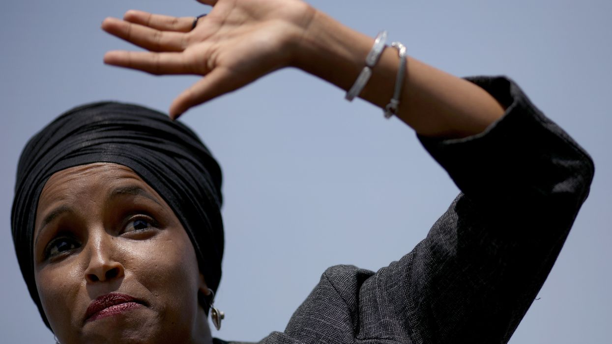 New evidence sheds light on Ilhan Omar's alleged immigration, tax fraud