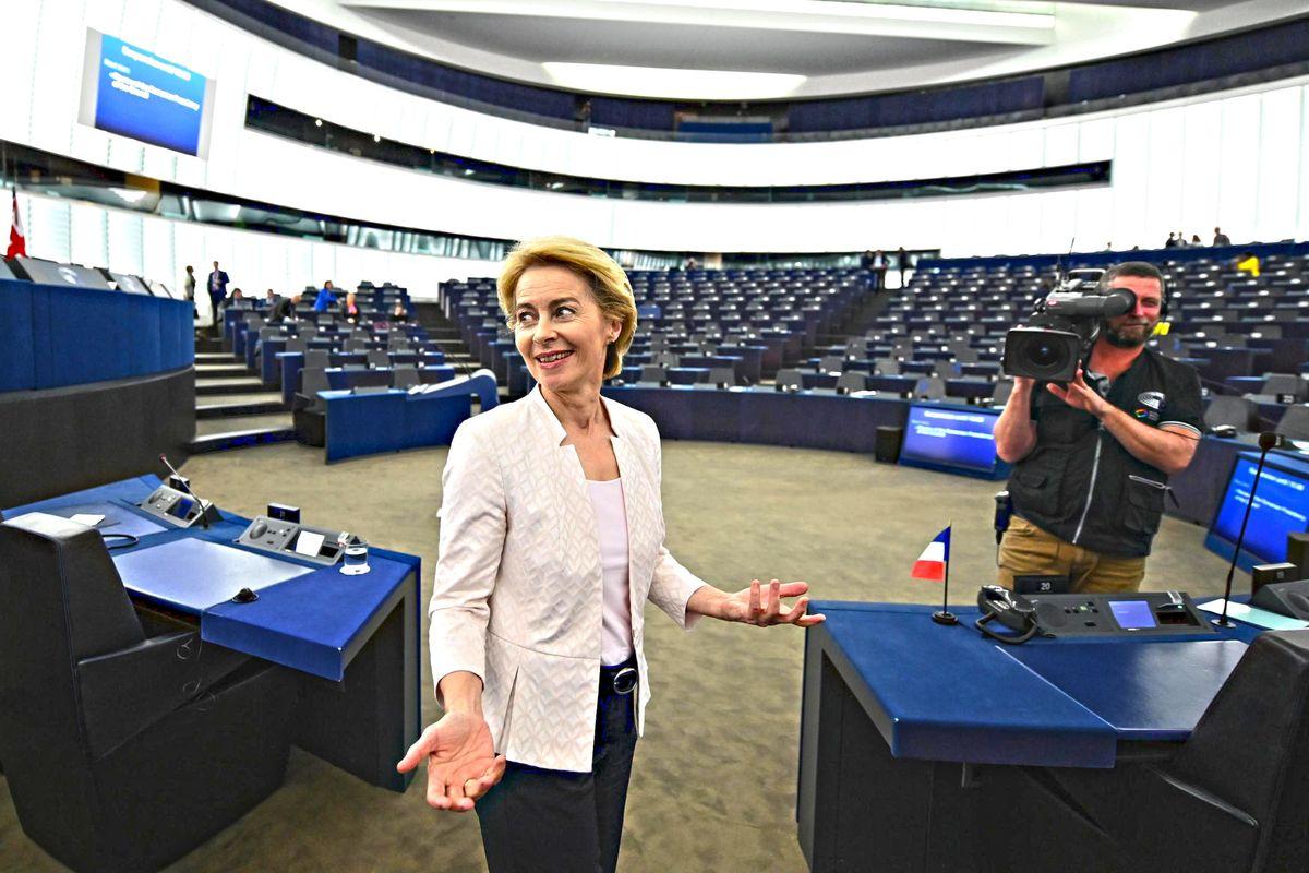 Lega e grillini si spaccano in Europa. Ursula presidente con i voti del M5s