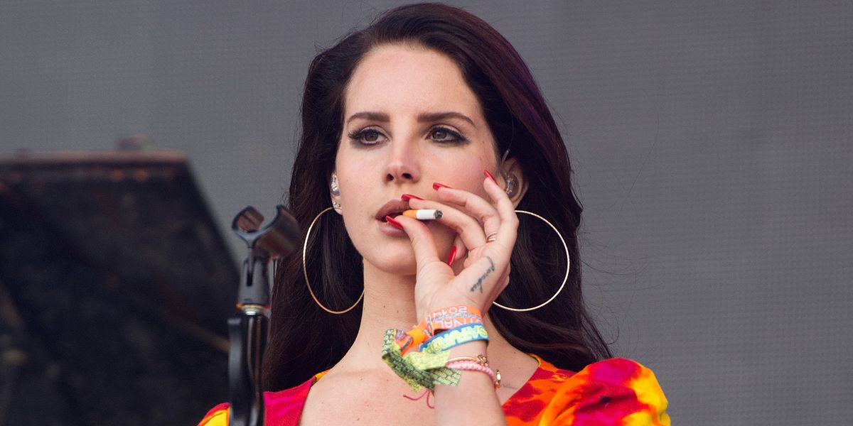 Lana Del Rey Wants to Be the Elvis Biopic's Priscilla Presley