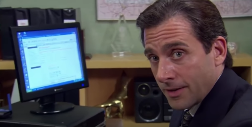 "10 Types Of Boys You Meet During Your Freshman Year Of College Via ""The Office"" GIFs"