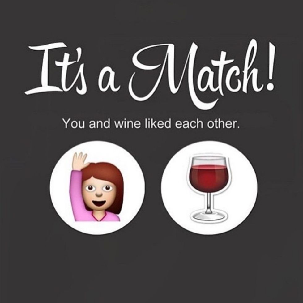 The Stages of Romance Are Much Like a Wine Tasting, Here's Why:
