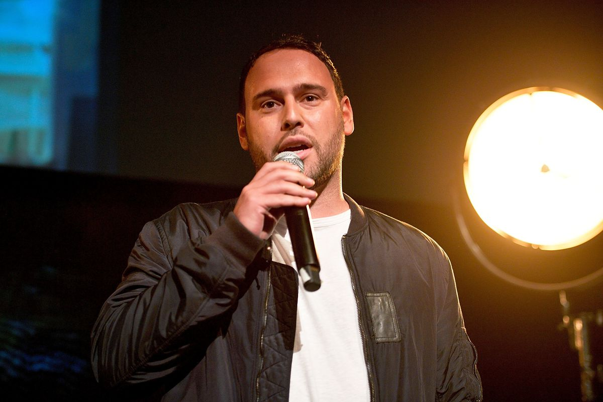 Scooter Braun Finally Acknowledges Taylor Swift Feud
