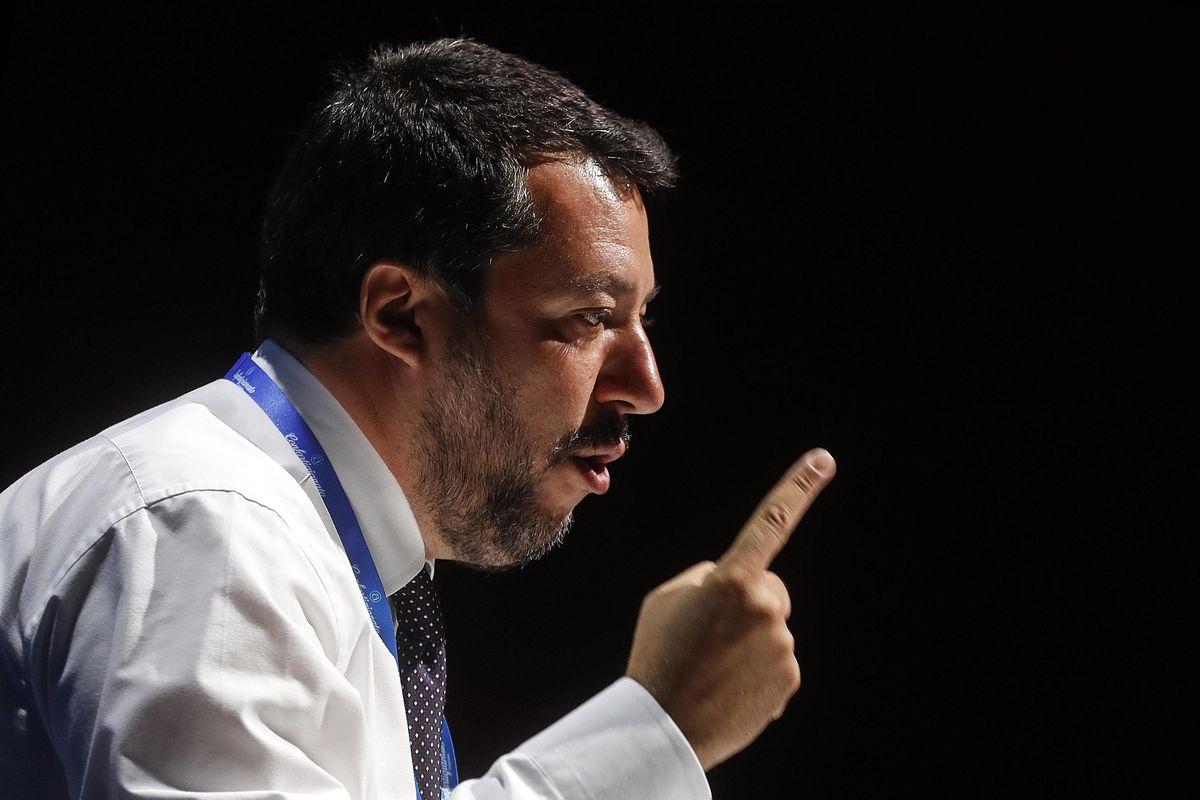 Perché Salvini tiene in piedi il governo
