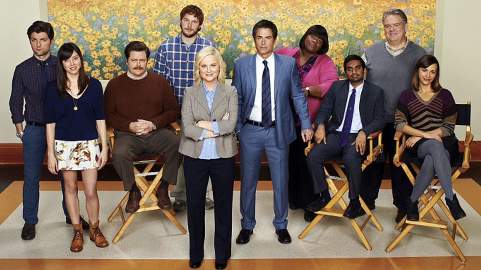 5 Life Lessons From 'Parks and Rec'