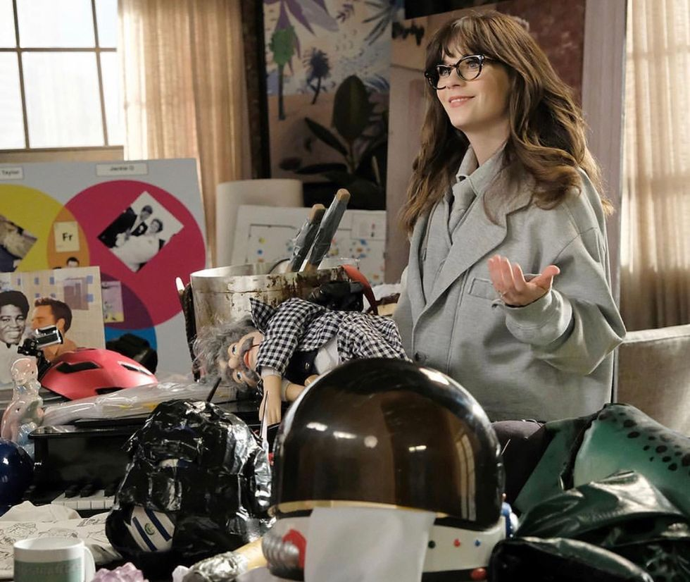 Moving Out Of Your College Apartment As Told By New Girl
