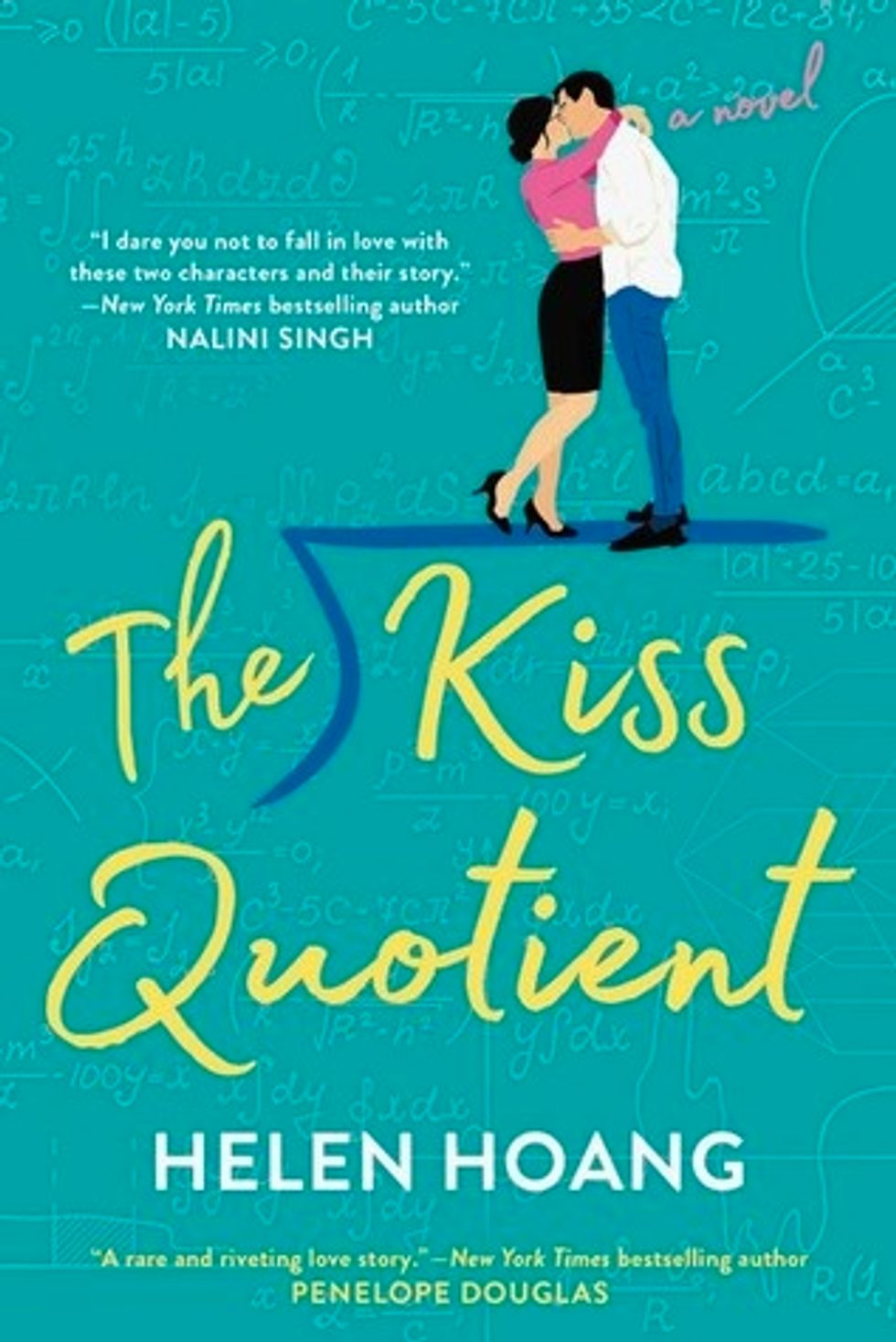 """""""The Kiss Quotient"""" is the Perfect Steamy Beach Read"""
