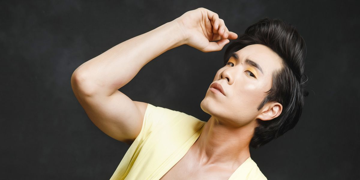 Eugene Lee Yang Is Making the Internet More Gay