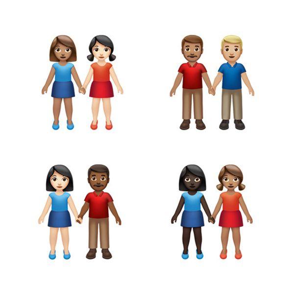 New Emojis Bring More Diversity to the Keyboard