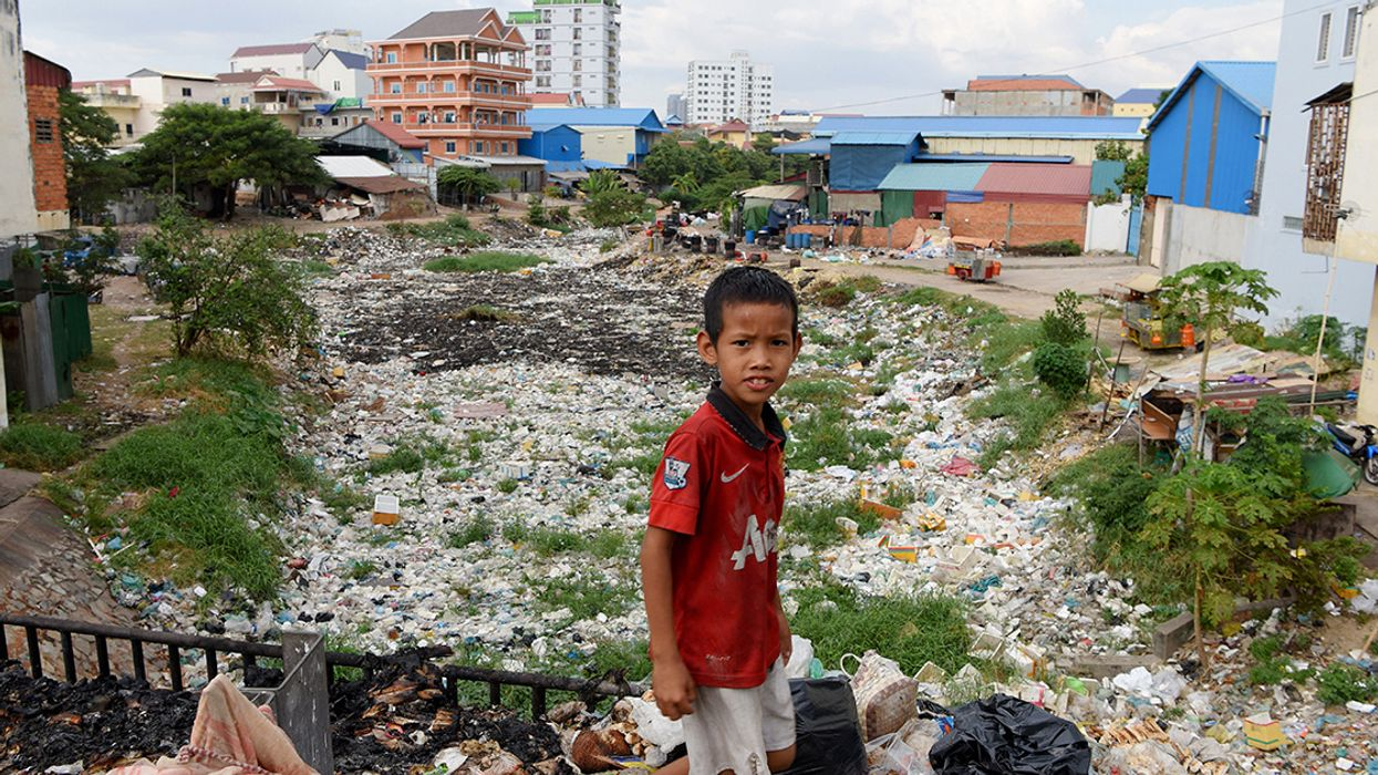 Cambodia to Return 1,700 Tons of Plastic Waste to U.S., Canada