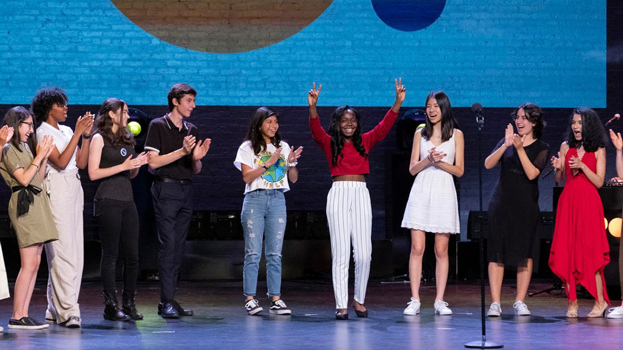 Watch These Young Spoken-Word Poets Take On Climate Change