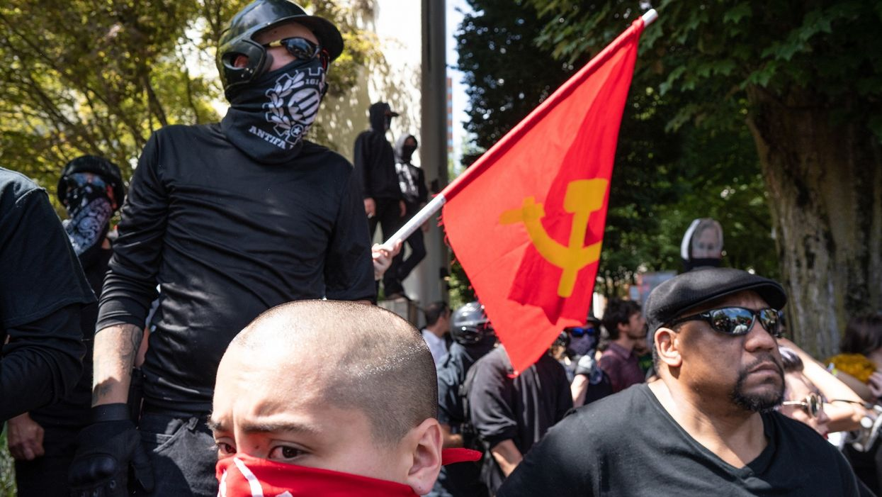 Portland considers ban on masked protesters in an effort to stop Antifa violence