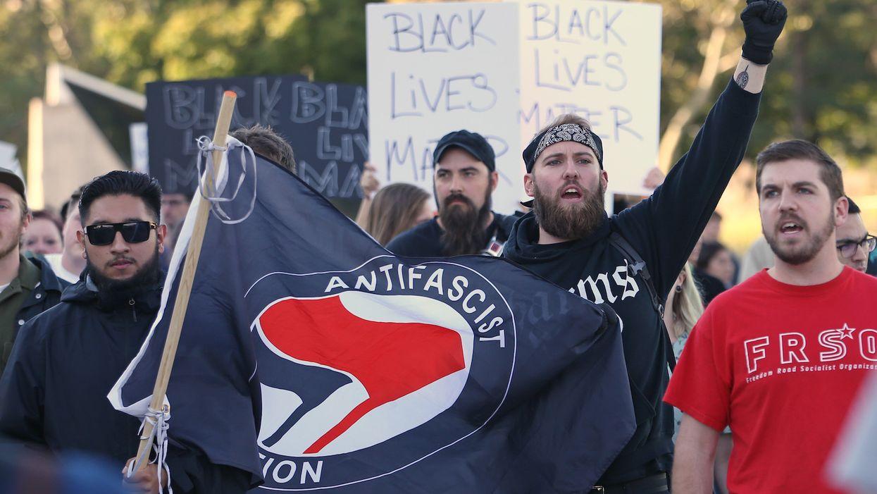 GOP senators call for Antifa to be designated as a domestic terrorist organization