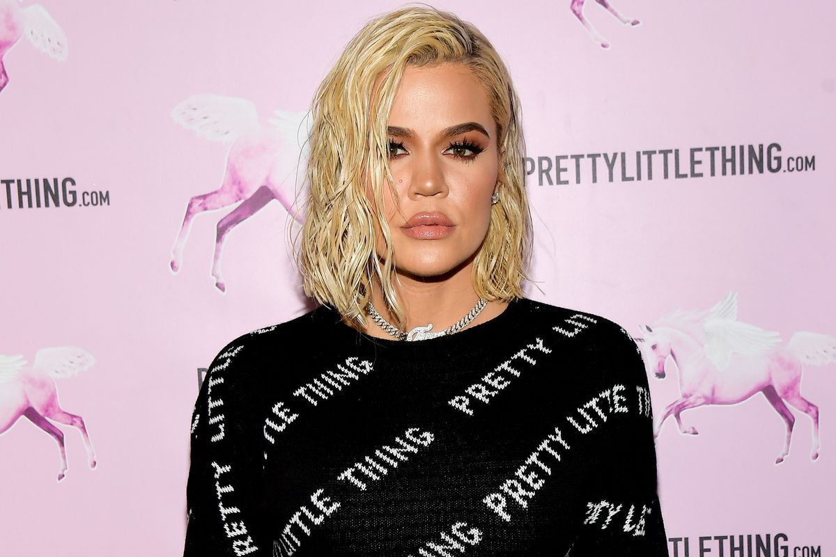 Khloe Kardashian Has a New Mom Beauty Routine