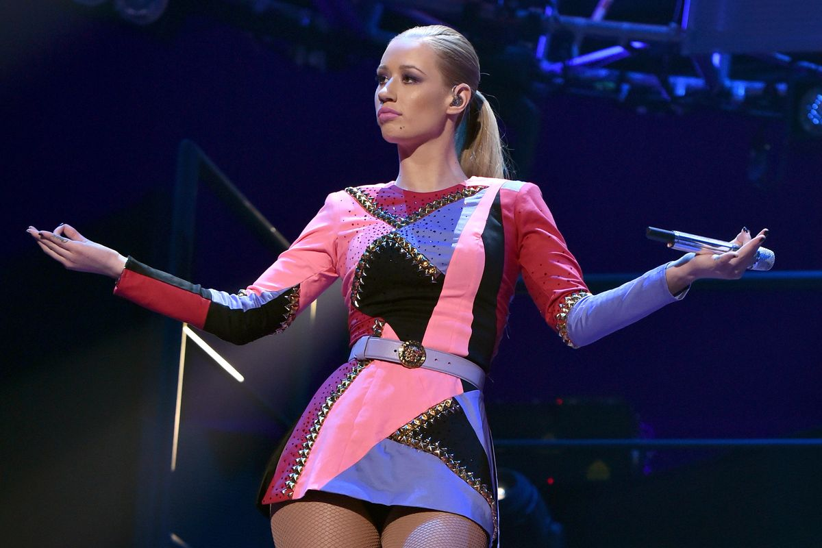 Iggy Azalea Jokes With Peppa Pig Over Album Release Date