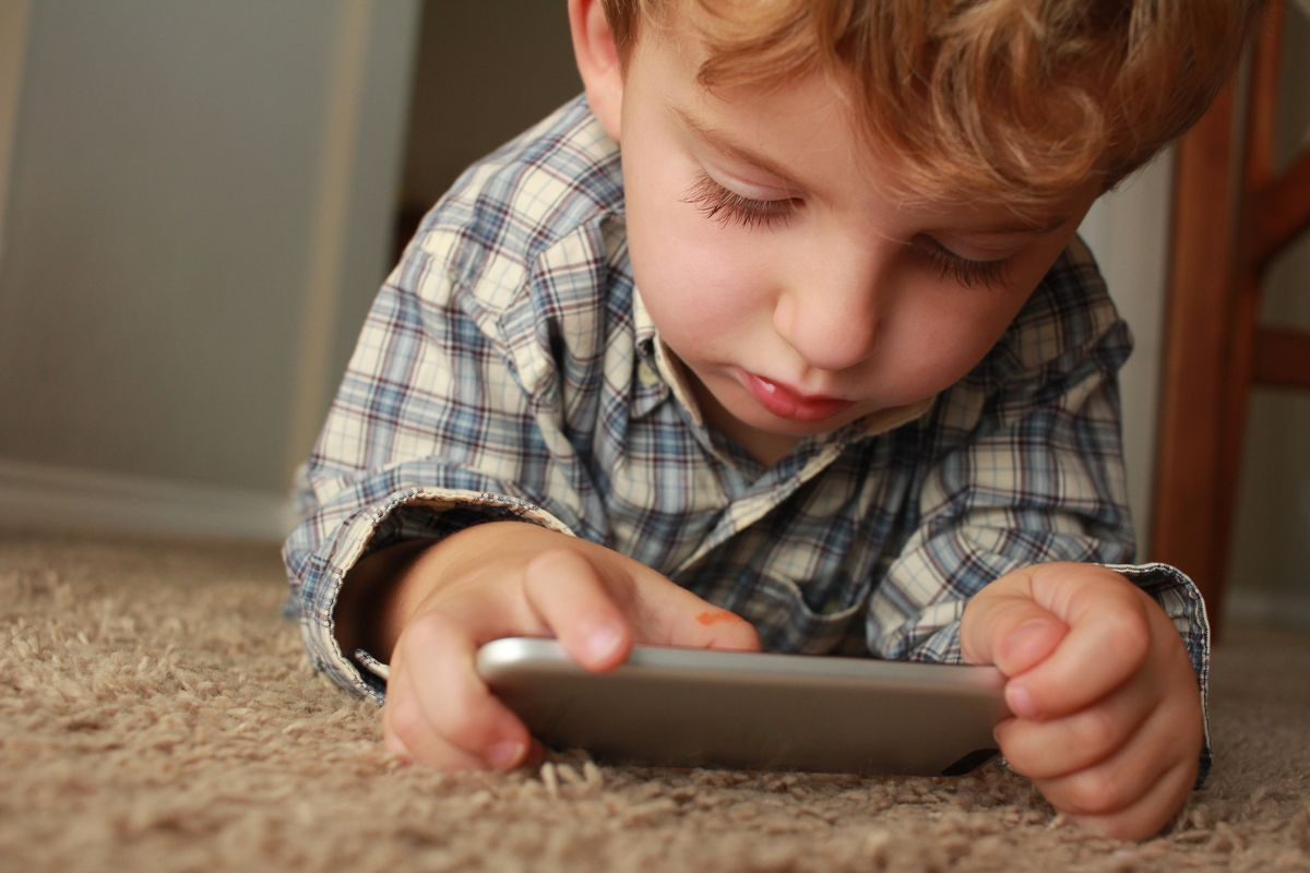 A mom's dark discovery in a popular app will make parents rethink their kids' online access.