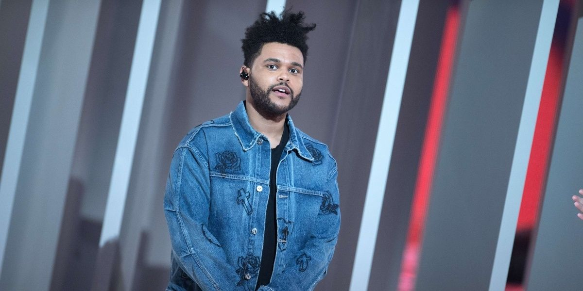 The Weeknd Is An Actor Now