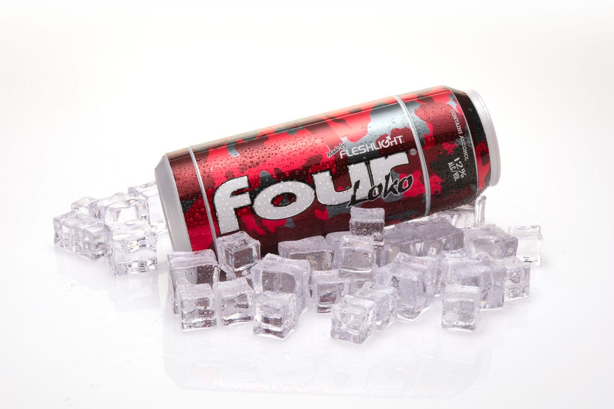 Behold This Extremely Cursed Four Loko Fleshlight