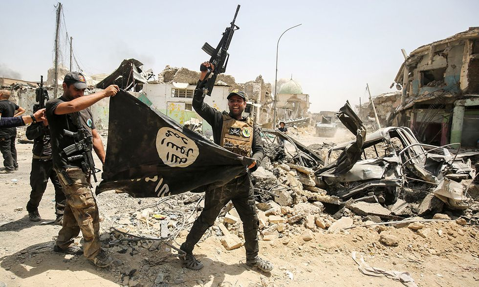 Battaglia di Mosul, Iraq
