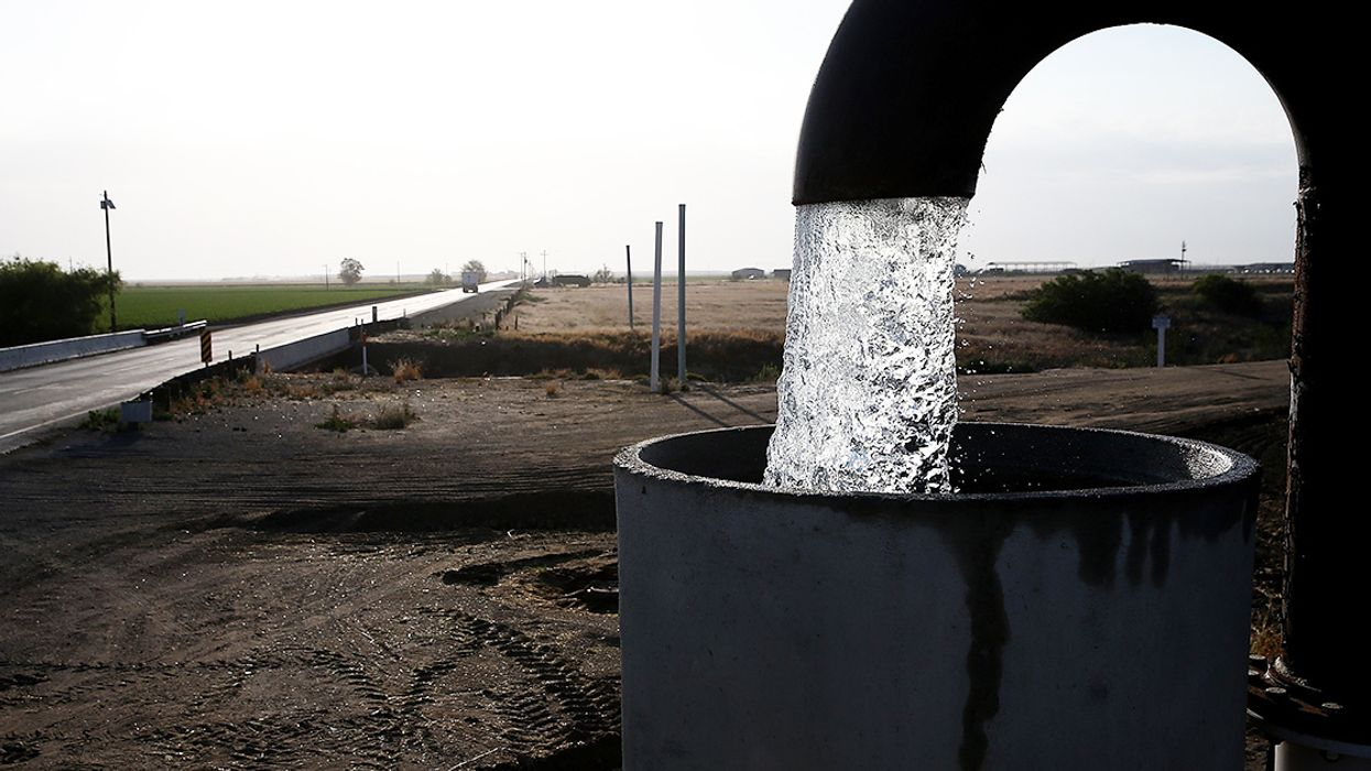 Groundwater Running Out Is Leading to Unsustainable Practice of Digging Deeper Wells