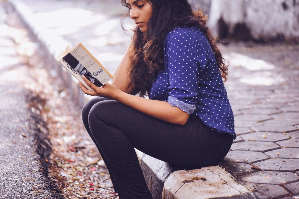 It's Time That You Rediscover The World That Books Have to Offer