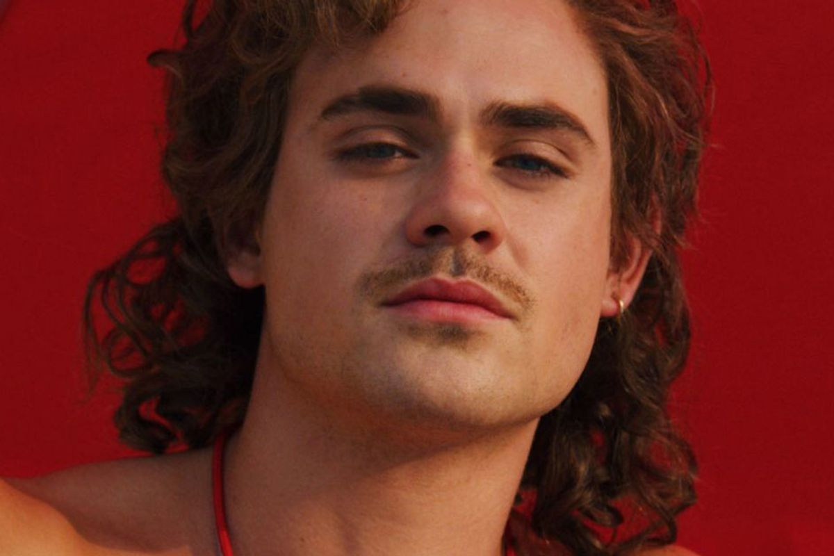 'Stranger Things' actor Dacre Montgomery shares inspiring Instagram post about overcoming obstacles and following your dreams