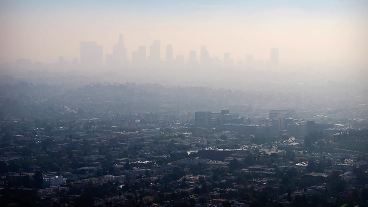 Air Pollution Linked to 30,000 U.S. Deaths in One Year