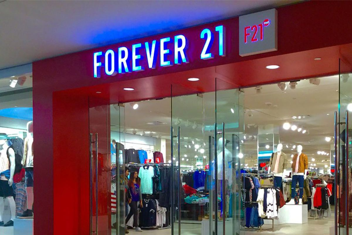Forever 21 facing backlash from plus-size customers who received diet bars with their online orders