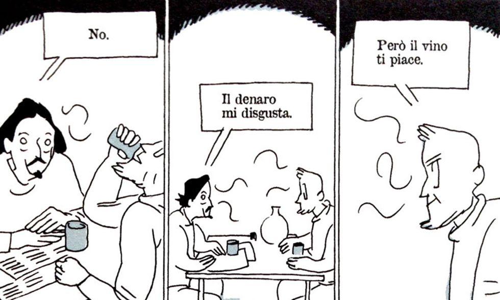 """""""Marco Polo. La via della seta"""" di Marco Tabilio"""