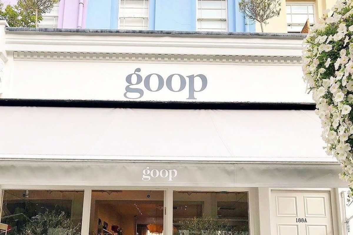 Goop Is Launching a Clean Beauty Podcast, Obviously