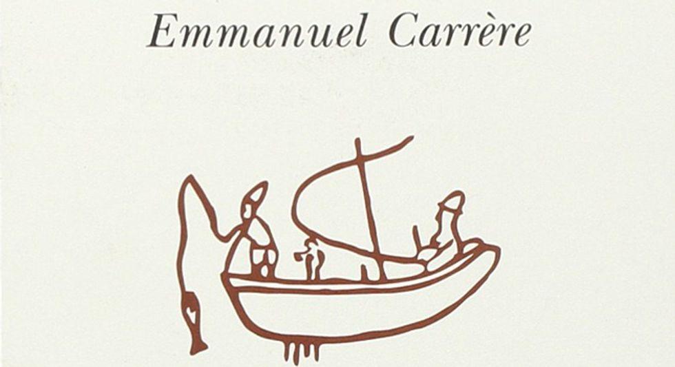 Emmanuel Carr\u00e8re, Il regno (particolare della cover)