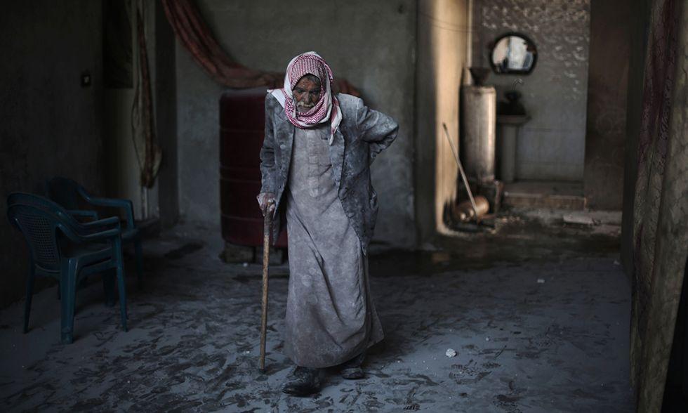 Bombardamenti su Ghouta, Siria