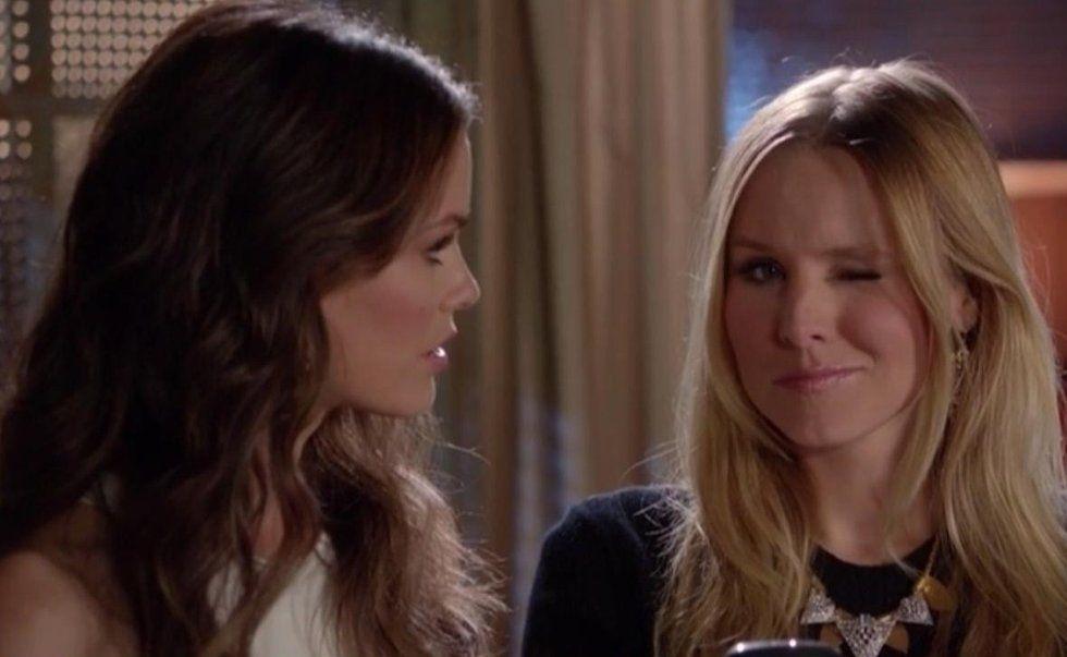 gossip girl mejores momentos serie reboot spin Kristen Bell