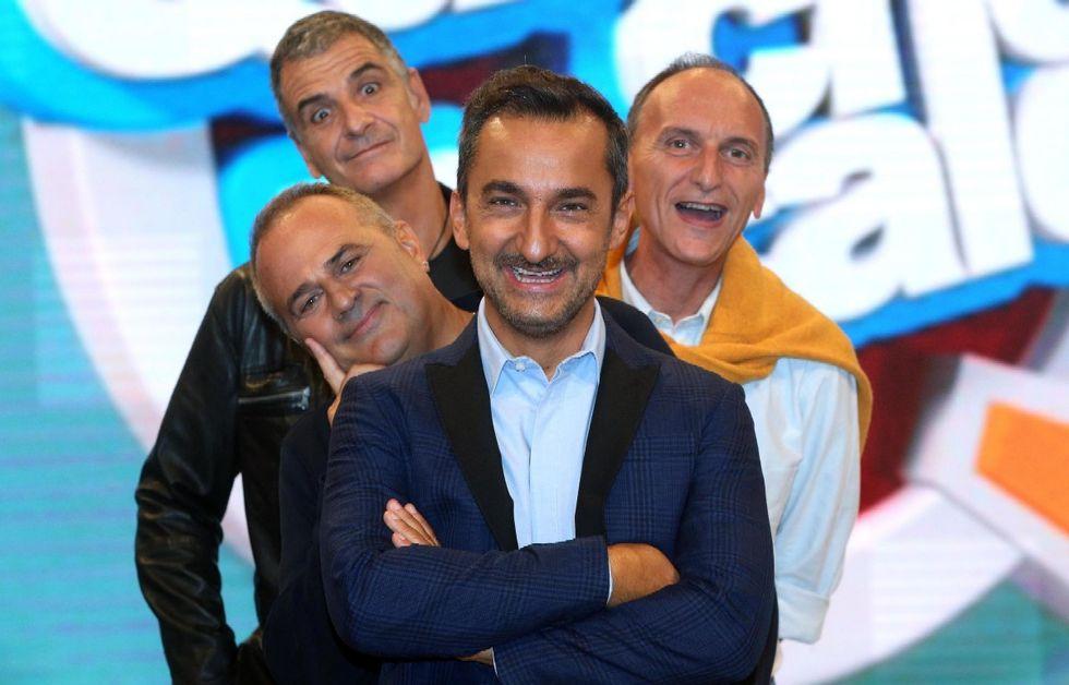 Dopofestival 2016 Nicola Savino