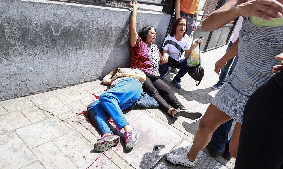 Referendum Venezuela morti