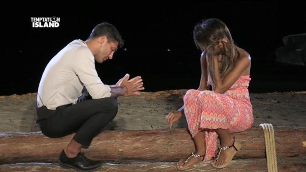 Alessio e Valeria Temptation Island 2017