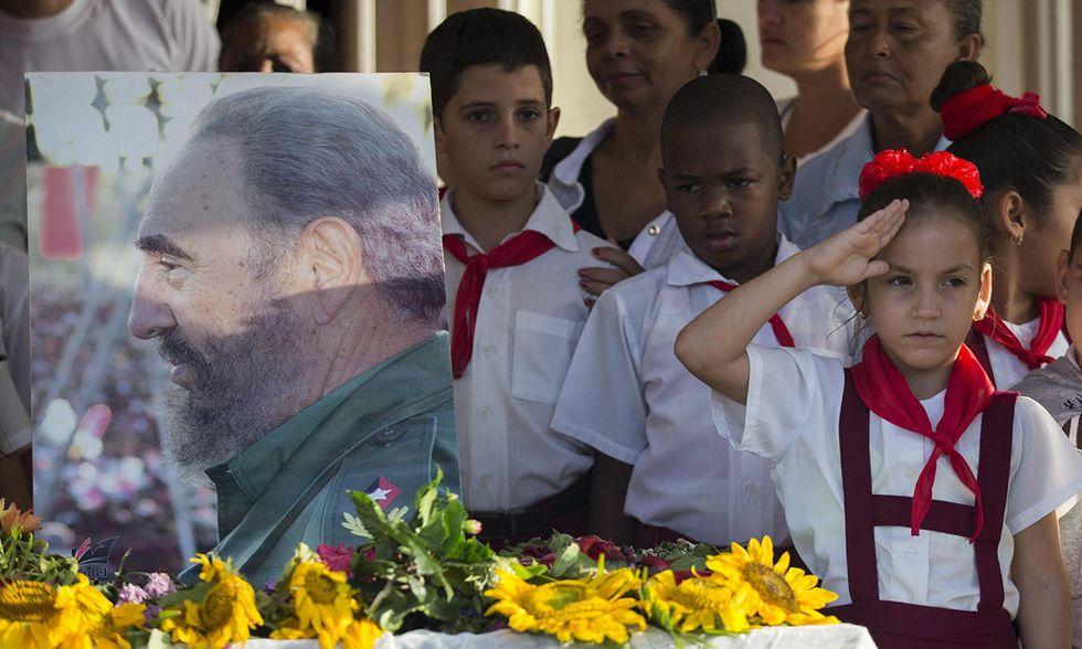 Morte Fidel Castro: Cuba in lutto