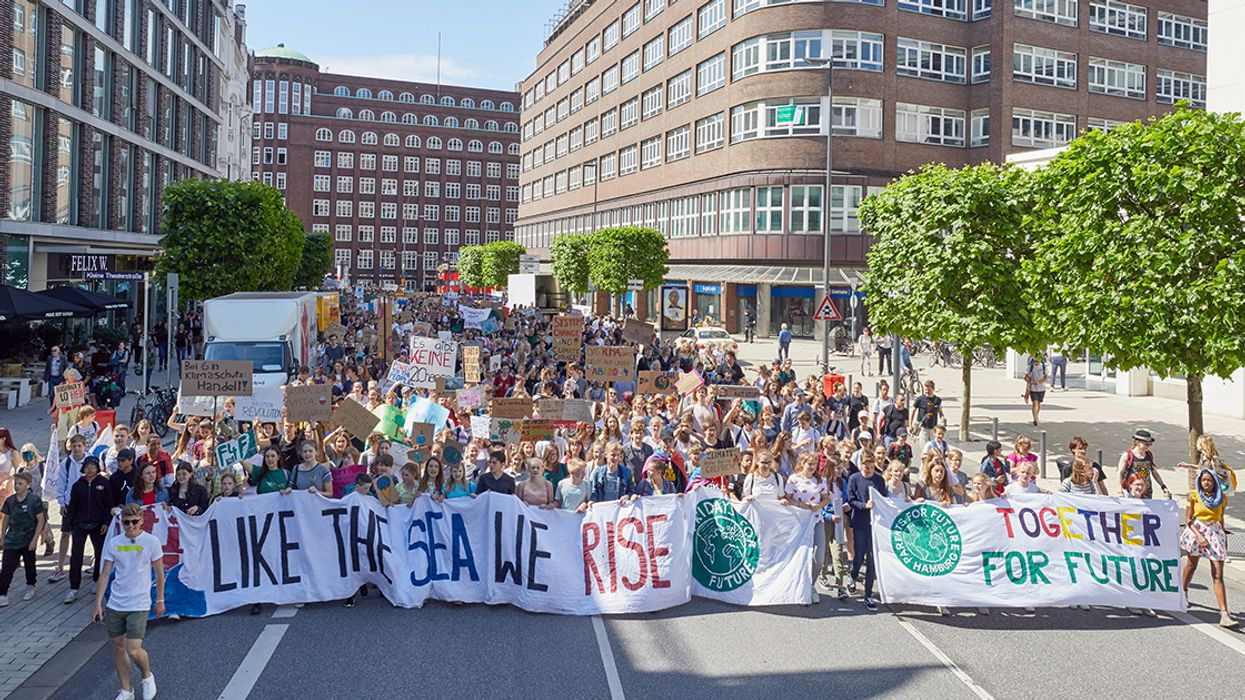 Climate Leaders Ask for Massive Public Turnout at Upcoming Global Strikes