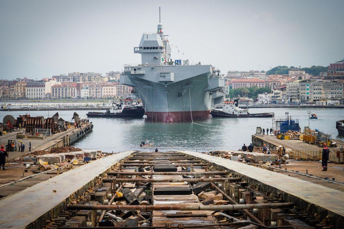 L'unica carta che l'Italia può giocarsi nella Difesa europea è quella navale